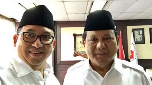 Pilih Dasco, Prabowo Tak Lagi Tunjuk Fadli Zon Jadi Wakil Ketua DPR
