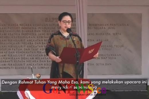 Hari Kesaktian Pancasila, DPR Bacakan Ikrar Petinggi Bangsa