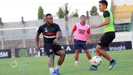 Kepercayaan Madura United Kian Tinggi Hadapi Persipura