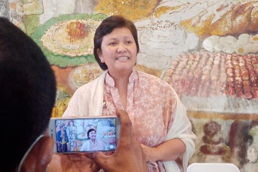 Lestari Yakin Empat Pilar MPR RI mampu Menjawab Tantangan Zaman