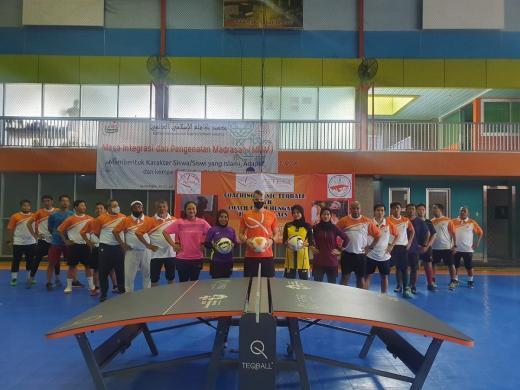 Jakarta Teqball Club Merasa Terbantu Kehadiran Pelatih Asal Hungaria