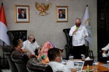 Percepat Mandalika, Ketua DPD Pertemukan Menteri PUPR dan Gubernur NTB