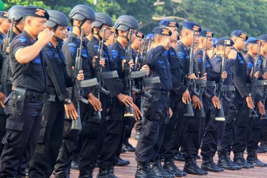 Polisi akan Bubarkan Massa Pengawal HRS Jika Maksa Ikut ke Mapolda Metro