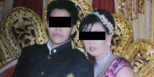 Pesta Pernikahannya Berlangsung Meriah, Eh... Ternyata Pasangan Sejenis