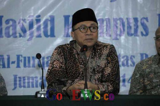 Ketua MPR: Pilkada Jakarta Bukan Soal SARA