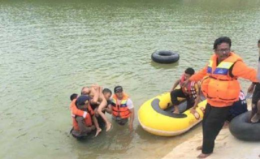 Tenggelam Saat Mandi di Waduk, Bocah Usia 8 Tahun Ditemukan Meninggal Dunia