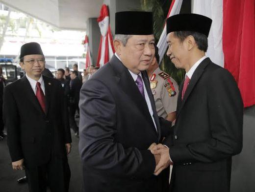 Balas Pernyataan SBY, Presiden Jokowi: Jangan Membawa Masalah di Pengadilan ke Saya