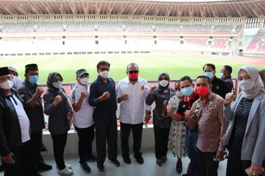Kemegahan Stadion Lukas Enembe Harus Jadi Pemicu Prestasi