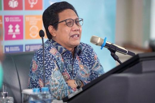 Gus Menteri Minta Kades Bentuk Tim Relawan Pemutakhiran Data Desa Berbasis SDGs Desa