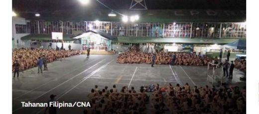 Ratusan Tahanan Dikumpulkan di Lapangan dan Dipaksa Bugil, Kelompok HAM Geram