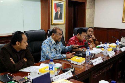 Komite I DPD RI: Clearing House, Solusi Konflik Agraria Petani Teluk Jambe Karawang