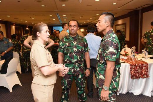 TNI AL dan US Navy Sepakat Latihan Perang
