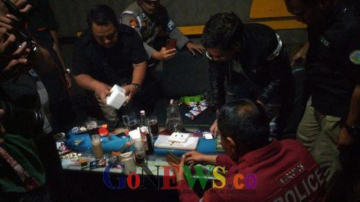 Breaking News: Sisir Tempat Hiburan Malam, Polda Riau Dapati 15 Paket Sabu dari Pengunjung