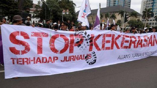 Ini Kata Komisi III DPR Terkait Kekerasan Jurnalis di MayDay Bandung