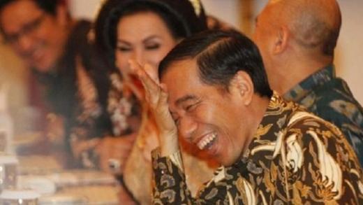 THR Jokowi Rp62,74 Juta, Politisi Demokrat: Berbahagialah Rakyat Membayar Kalian