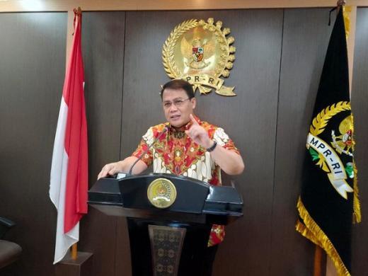 Hardiknas, Ahmad Basarah Ajak Teladani Visi Ki Hajar Dewantara