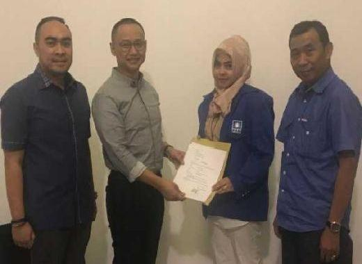 Putri Syamsuddin Uti Demokrat jadi Pembisik DPP PAN