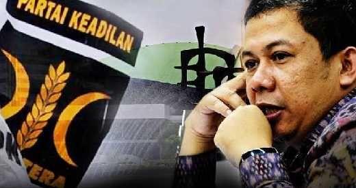 Gara-gara Ulah Fahri Hamzah, Tersangka BPK Dipindah Ruang Tahanan, Fraksi PKS Ngamuk