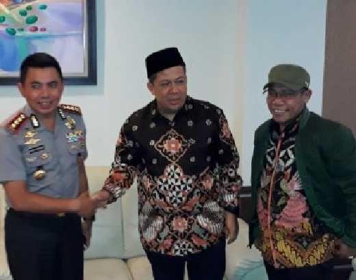 Sidak ke Mapolres Jakarta Timur Jadi Polemik, Ini Kata Fahri Hamzah
