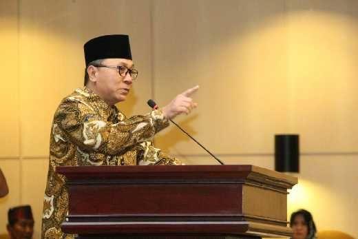 Ketua MPR RI Minta Oknum Yang Melakukan Persekusi Dihukum Berat