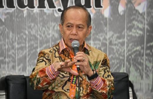 Syarief Hasan : Tap MPRS No. XXV/1966 Beri Kepastian Hukum dalam RUU HIP