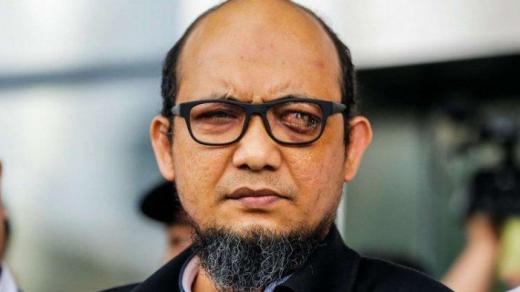 Pimpin Penangkapan Buronan Nurhadi, Novel Baswedan Jadi Trending