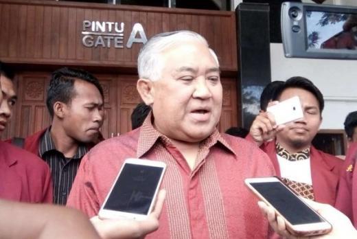 Sebelum Kader IMM Bergerak, Ade Armando Diminta Segera Minta Maaf ke Din Syamsuddin