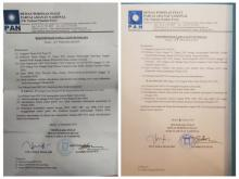 Pilkada Rohul, DPP PAN hanya Terbitkan Rekomendasi untuk Erizal-Topan