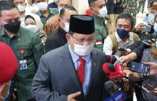 Menhan Prabowo: Alutsista Indonesia Sudah Tua, Mendesak harus Diganti