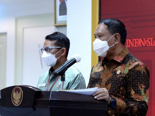 Menpora Amali Bicara Soal Posisi Indonesia di Piala Asia FIBA 2021