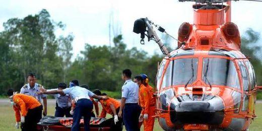 Jatuh Menabrak Tebing di Kawasan Gunung Butak, Jawa Tengah, Helikopter Basarnas Hancur