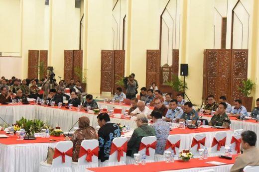 Gelar Round Table Discussion, Lemkaji MPR Bahas Wilayah Negara dan Hankam Menurut Konstitusi