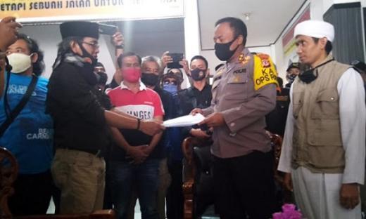 Polisi Terima Laporan Forum Mujahid Tasikmalaya Terkait Cuitan Denny Siregar