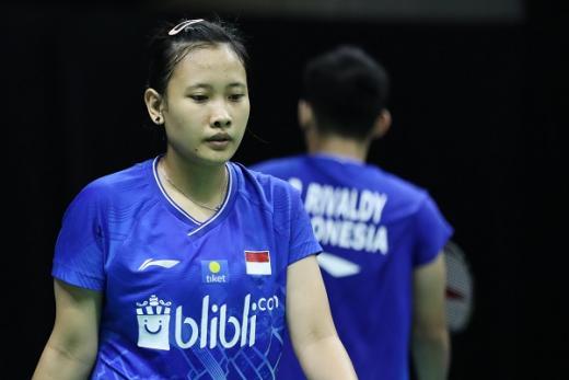 Rinov/Pitha Amankan Tiket Semifinal