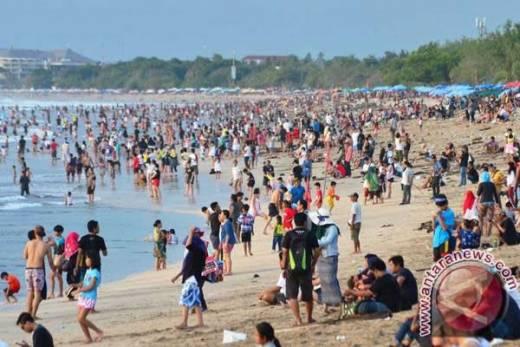 Yes..., Tak Sia-sia Usaha Promo Wisata Indonesia Selama Ini, Jumlah Wisman Juli 2016 Tembus 1 Juta Orang