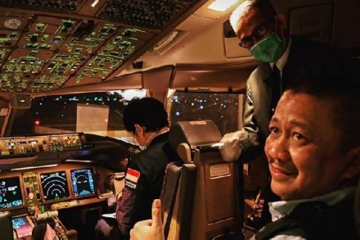 Gelar Cek Narboba bersama BNN, Manajemen dan Karyawan Garuda Dinyatakan 'Bersih'