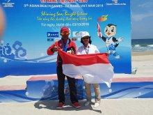 Beach Woodball lengkapi target Indonesia di Asian Beach Games Vietnam