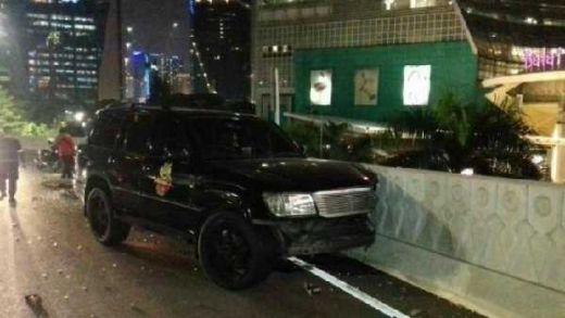 Tabrak Mobil PAM Obvit, Polisi Segera Panggil Pemain Andalan Persija Marco Simic