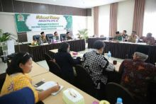 Lakukan Pengawasan Haji, Komite III DPD RI Sambangi Kanwil Agama Kalteng