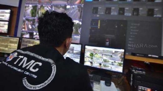 Proses Uji Coba e- Tilang, Dirlantas Polda Metro Siagakan 36 Personel Setiap 12 Jam Sekali
