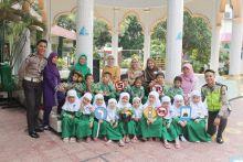 Al Azhar Dukung Program Pengenalan Rambu Lalu-Lintas Sejak Dini