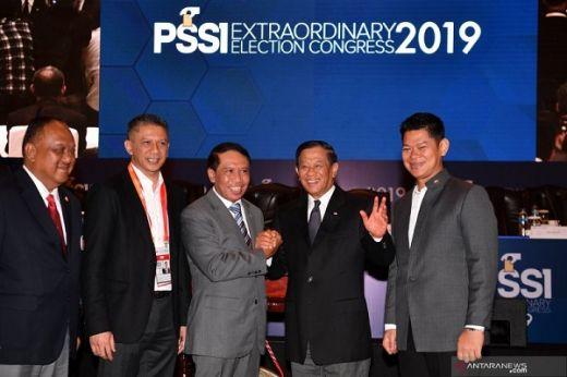 Presiden FIFA Yakin Sepakbla Indonesia Bangkit
