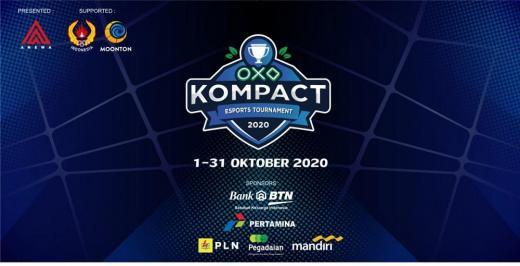 Kompact Esport Tournament 2020 Sukses