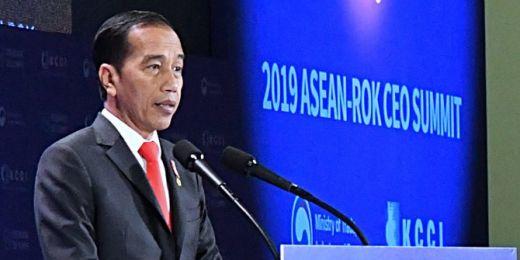 Soal Usulan Jabatan Presiden Tiga Periode, Jokowi: Ada yang Lagi Mau Cari Muka