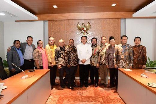 Bamsoet Inisiasi Pembentukan Forum Aspirasi dan Komunikasi Masyarakat Papua dan Papua Barat
