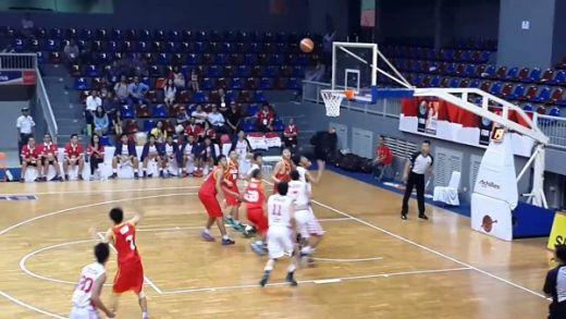 Hajar Malaysia 19-17, Timnas Basket Indonesia Melaju ke Semifinal SEA Games 2019