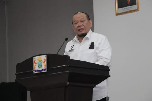 Ketua DPD Anggap Pemangkasan Libur Akhir Tahun Sudah Tepat Antisipasi Lonjakan Covid-19