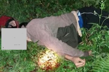 Awal 2017, Warga Padang Panjang Geger, Seorang Pria Ditemukan Tak Bernyawa Dalam Kebun