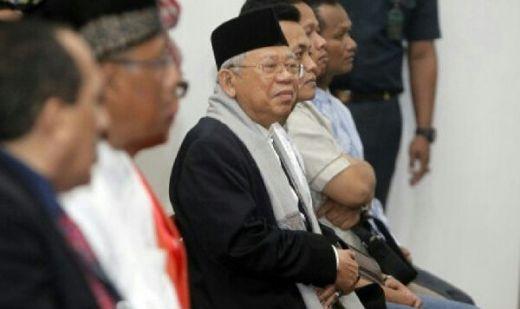 Ada Pihak Ingin Pertemukan dengan Ahok, KH Maruf Amin Menolak, Ini Alasannya