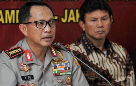Kapolri Resmi Dukung dan Restui Piala Presiden 2017